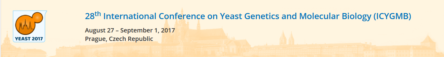 28th International Conference on Yeast Genetics and Molecular Biology