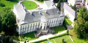 zámek Nové Hrady
